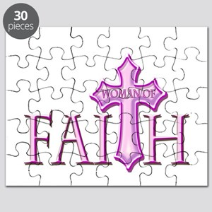 Woman of Faith Puzzle