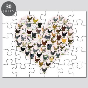 Chicken Heart Puzzle