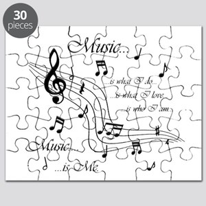 Music is Me Puzzle