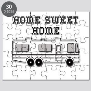 Home Sweet Home Motorhome Puzzle