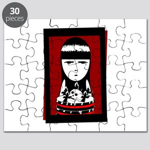 Goth Girl Puzzle