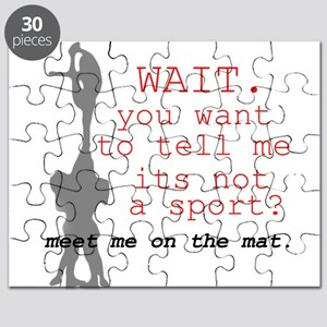 Meet Me on the Mat Puzzle
