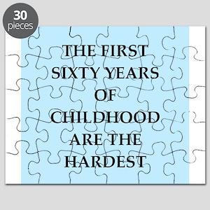 birthday joke Puzzle