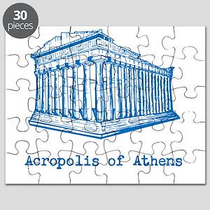 Acropolis of Athens Puzzle