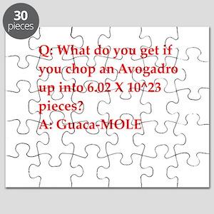 chemistry joke Puzzle