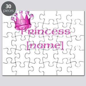 Personlized Princess Puzzle