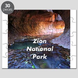 Zion National Park Puzzle