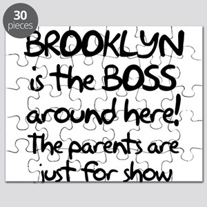 Brooklyn is the Boss Puzzle