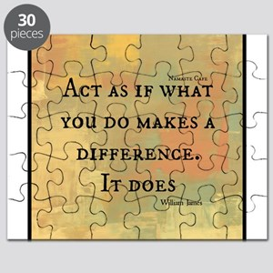 You Make a Difference Puzzle