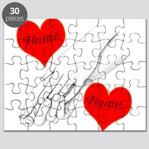 Custom Romance Puzzle