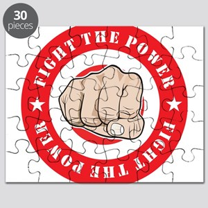 Fight The Power Puzzle