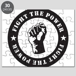 Protest Puzzle