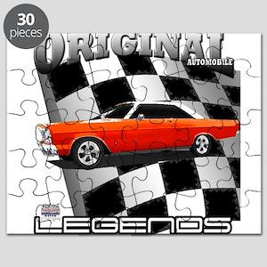 Original Musclecar 1966 Puzzle