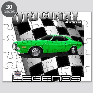 Musclecar 1970 Top 100 Puzzle