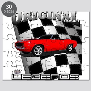 Musclecar 1969 Top 100 Puzzle