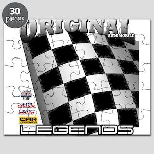 Original Automobile Legends Series Puzzle