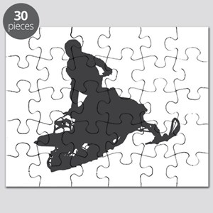 Snowmobile - Snowmobiling Puzzle