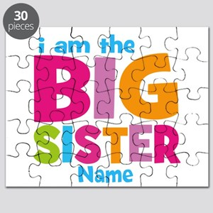Big Sister Personalized Puzzle
