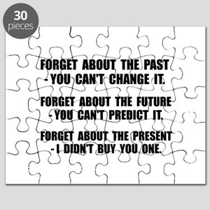 Forget Present Puzzle