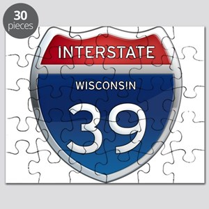 Interstate 39 Puzzle
