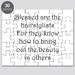 Hairstylist Puzzle