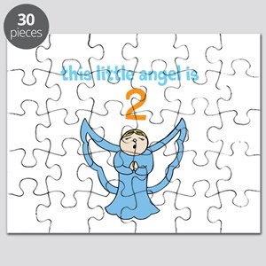 little angel custom age Puzzle