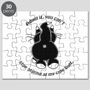 Admit it Cat Butt Puzzle