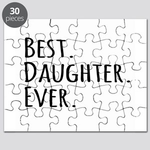 Best Daughter Ever Puzzle