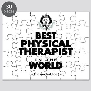 The Best in the World – Physical Therapist Puzzle