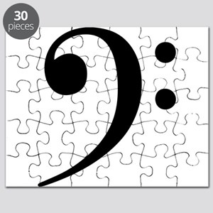 Bass Clef - Music Symbol Puzzle