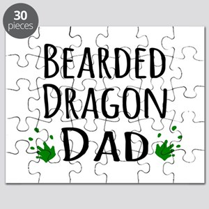 Bearded Dragon Dad Puzzle