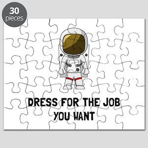 Astronaut Dress Puzzle