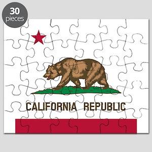 Flag of California Puzzle