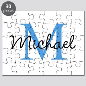 Personalize Iniital, and name Puzzle
