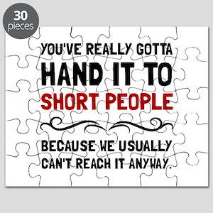 Short People Puzzle