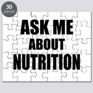 Ask me about Nutrition Puzzle