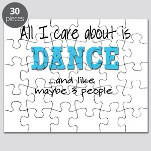 All I Care About Dance Puzzle