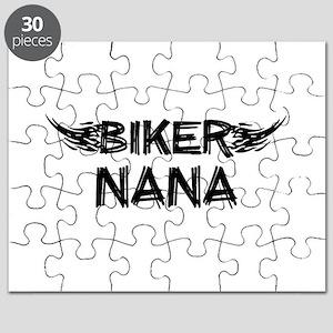 Biker Nana Puzzle