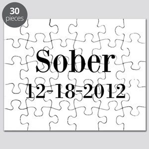 Personalizable Sober Puzzle
