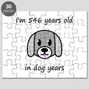 78 dog years 2 - 2 Puzzle