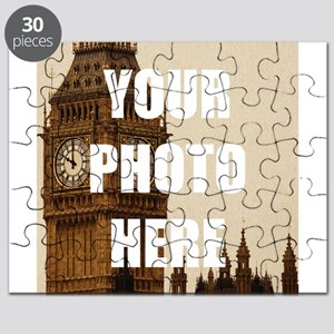 Your Photo Here Personalize It! Puzzle