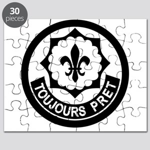 2nd Armored Cavalry Puzzle