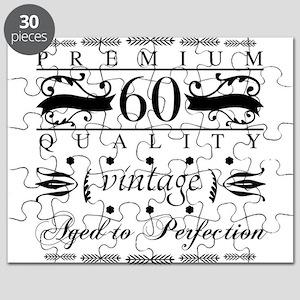 Premium 60th Birthday Puzzle