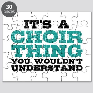 It's a Choir Thing Puzzle