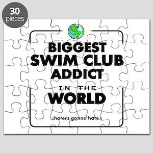 The Best in the World Swim Club Addict Puzzle
