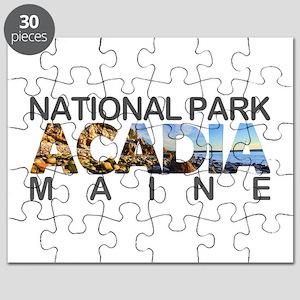 Acadia - Maine Puzzle