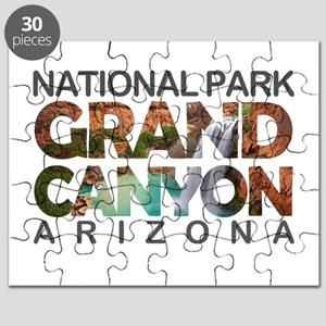 Grand Canyon - Arizona Puzzle