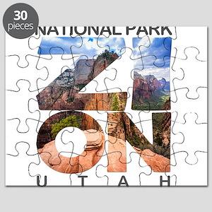 Zion - Utah Puzzle