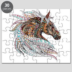 FallHorse Puzzle