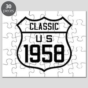 Classic US 1958 Puzzle